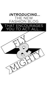 Bluefly.com's blog, FLY and Mighty