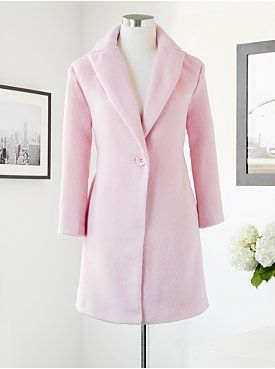 The Daily Buzz ~ Pink Coats are Having a Moment - Style Island