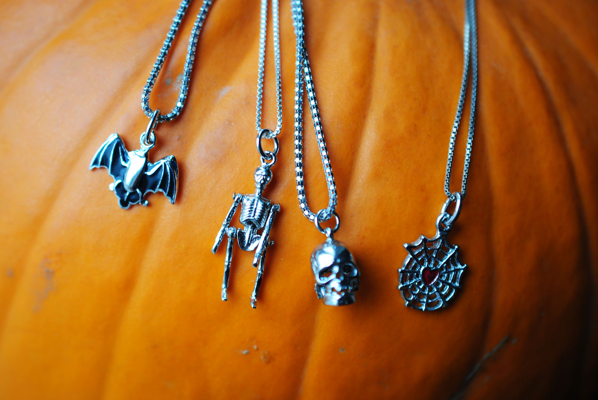 #halloween #jewelry #vintage