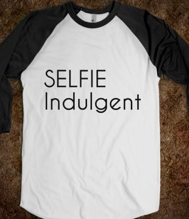 selfie-indulgent.american-apparel-unisex-baseball-tee.white-black.w380h440z1