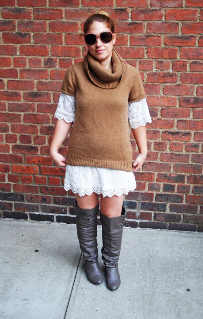 #fall #sweaters #layering #fashion