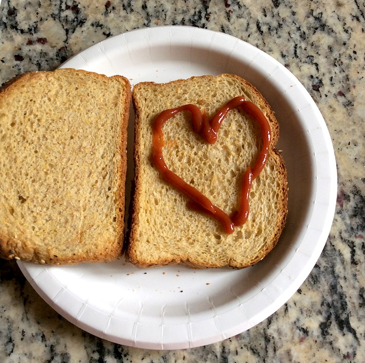 food love #valentines day #breakfast in bed