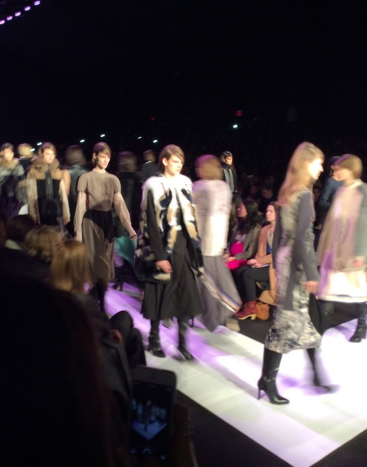 bcbg fashion week #nyfw #fall2014 #fashionshows