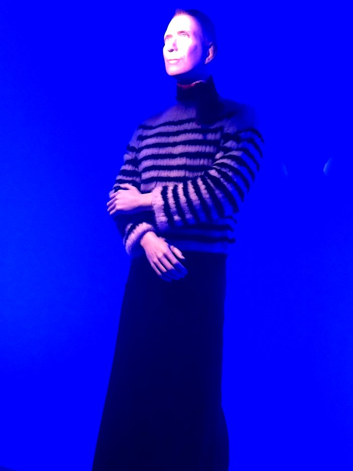 jean paul gaultier exhibit, brooklyn museum, superbowl sunday
