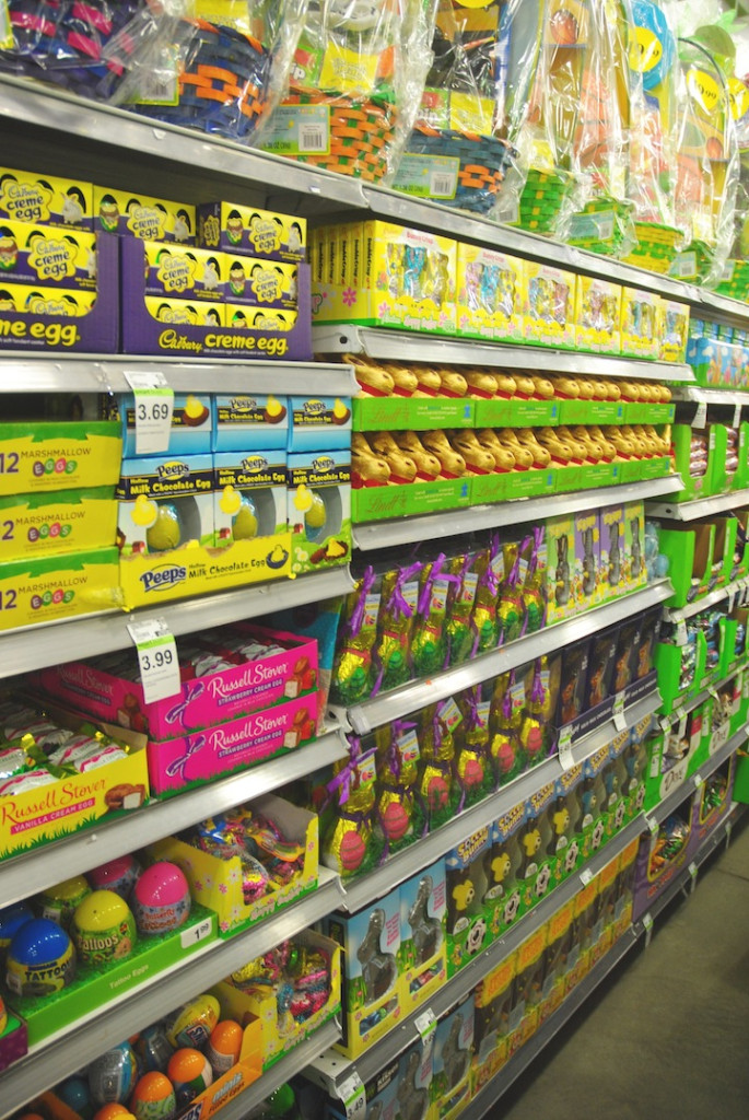 #duanereade #spring #easter #easterbaskets #candy