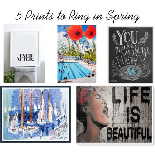 #art #prints #spring #paintings #nyc