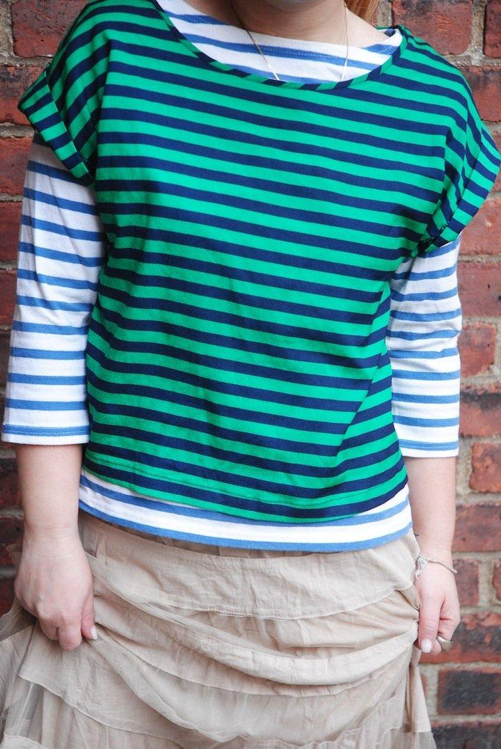 #spring #fashion #stripedshirt #stjames #french #shirt