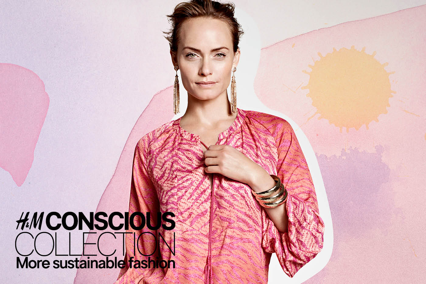 #H&M #consciouscollection #sustainablefashion #spring fashion