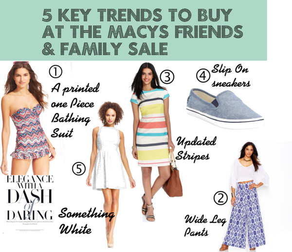 macys #macys friends & family sale, #macyssale #clearance #summer fashion, trends, summertrends