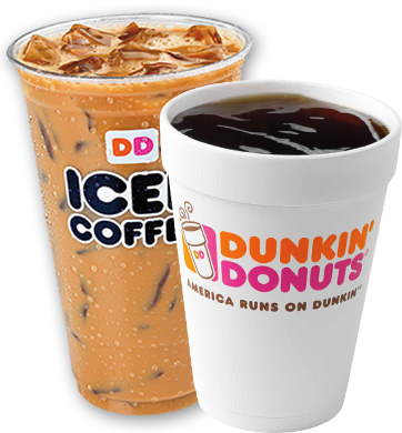 #dunkindoughnuts #freecoffee #coffee