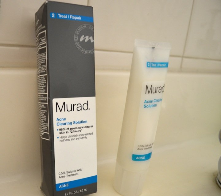 #murad #muradskincare #skin #skincare #beauty #face #murad acne clearing solution