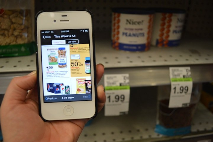 Mobile App Update, iBeacon, New Features, Version 2.0, Duane Reade