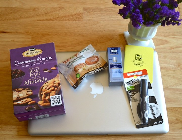 roc skincare #eyes4nyc thin additives, diet cookie, smartforlife, journal #diet #dietcookie