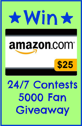 amazon, bloggers, giveaway
