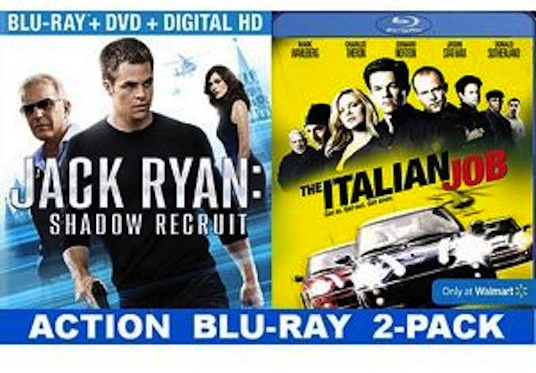 Blu-ray, DVD, Jack Ryan, Shadow Recruit, Chris Pine, Kevin Costner, Keira Knightley, Kenneth Branagh