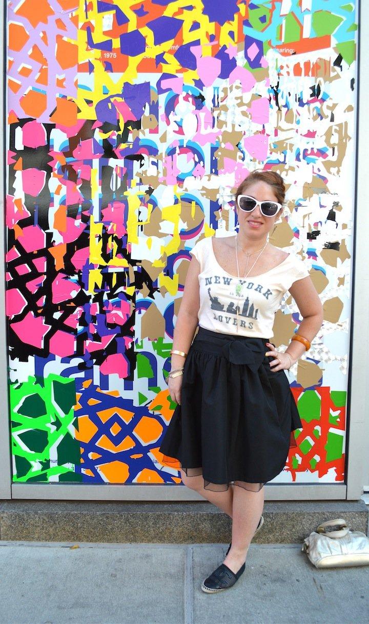 new york city, NYC, fall fashion, debbie harry, nyc art, art, graffiti, chanel