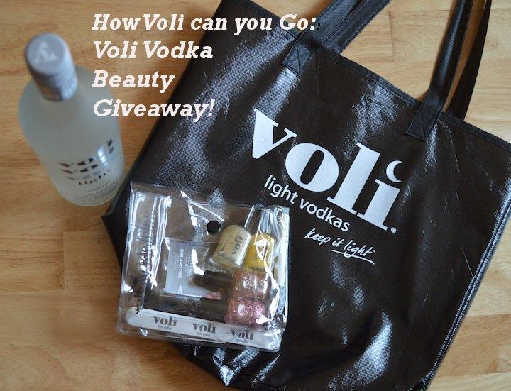 voli vodka, vodka recipes, cocktails, nail polish, beauty, beauty bloggers, giveaway, prize pack, beauty set