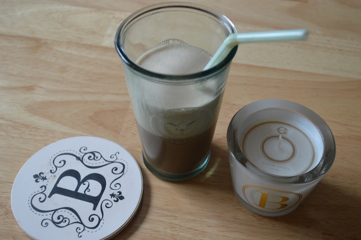 one kings lane, home design, coffee frappe, candle, c wonder, home design