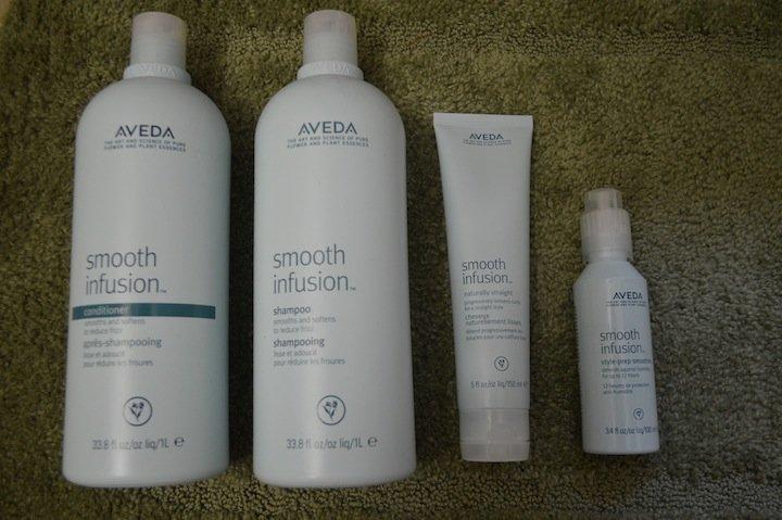 Straight Amp Narrow The Aveda Straightening Treatment That