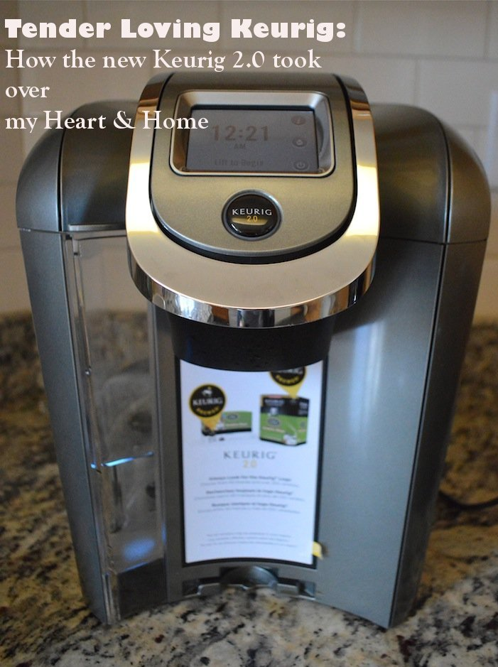 influenster, coffee, keurig, keurig 2.0, coffee maker, new coffee maker, keurig coffee makers, coffee lover, caffeine
