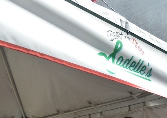 floating library, books, book lovers, library, nyc, boats, pop up shops, nyc food, san gennaro festival, parm, food,