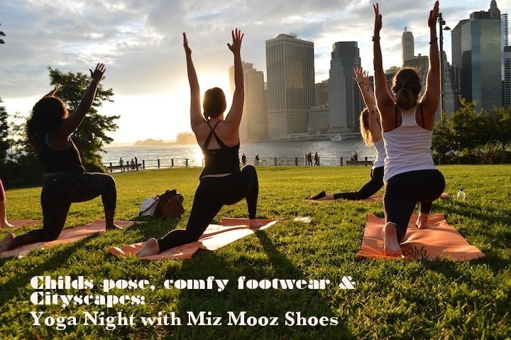 miz mooz shoes, miz mooz, fall 2014, comfortable shoes, yoga, dumbo, brooklyn, health, fitness