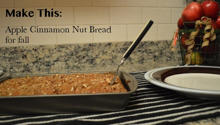 apples, apple picking, apple bread, apple recipes, baking recipes, apple cinnamon nut bread, bread recipes, food, desserts, dessert ideas, food, food blogger,