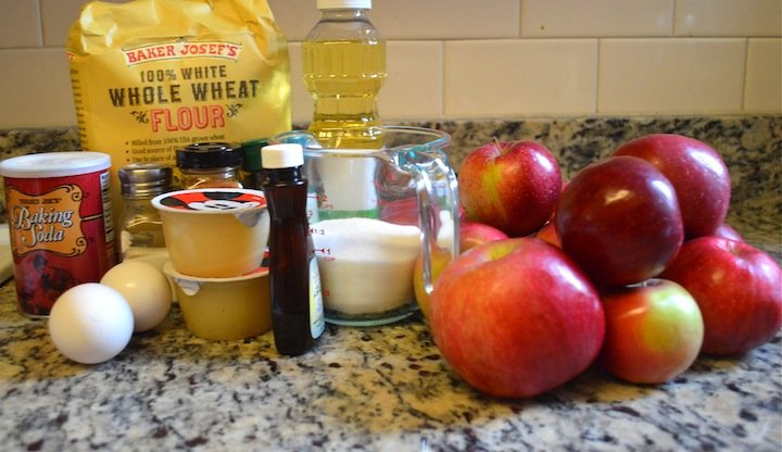 how to make cinnamon apples in the oven