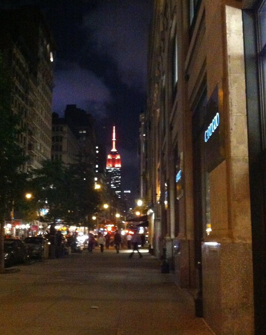 halloween, orange, candy corn, halloween candy, beefive , empire state building, nyc, new york city