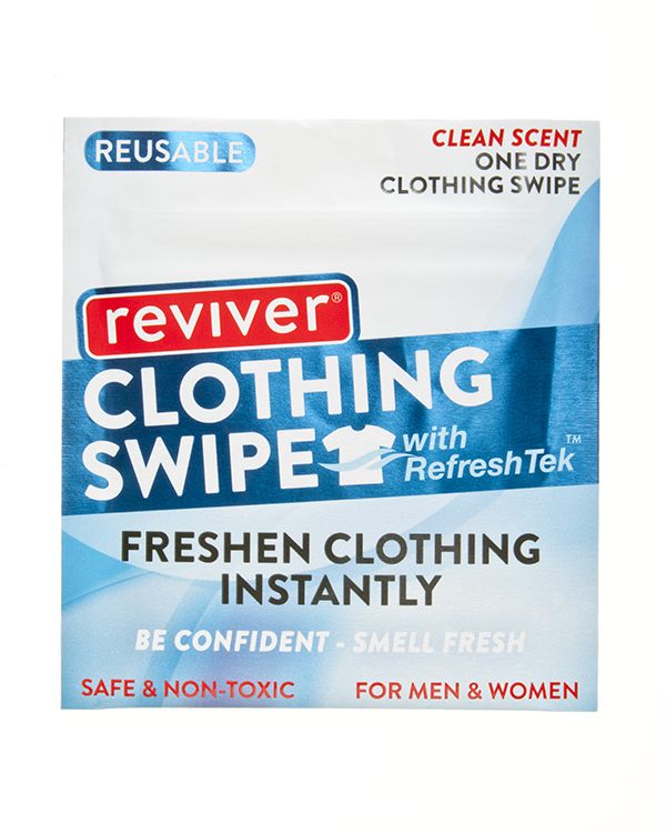reviver swipes, on the go wipes, clothing fresheners, shark tank,