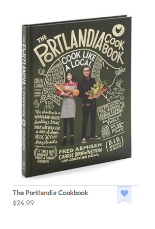 modcloth holiday gift guide, holidays, modcloth, holiday gifts, holiday season , portlandia cookbook