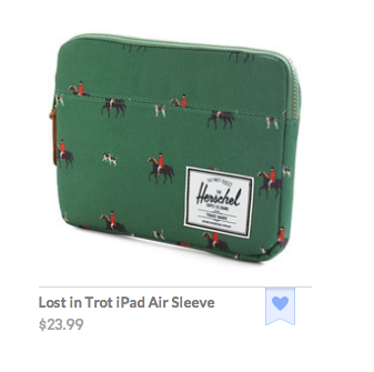 modcloth holiday gift guide, holidays, modcloth, holiday gifts, holiday season , portlandia cookbook, ipad sleeve, tech accessories