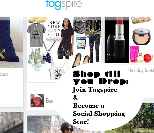 Social commerce, social shopping, word-of-mouth, tagspire