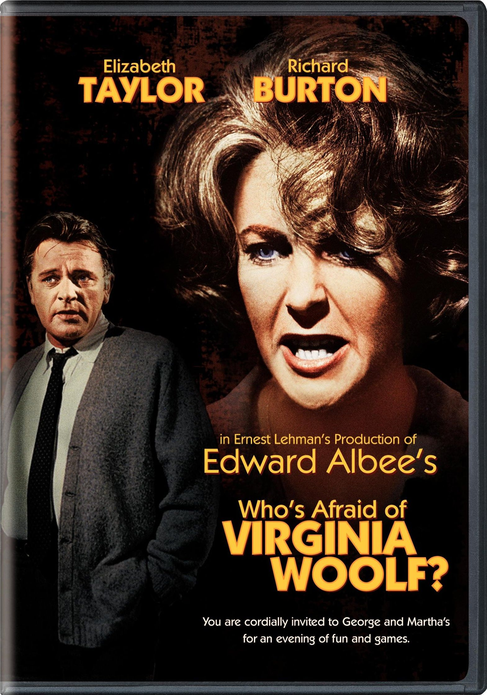 afraid essay virginia whos woolf Who's afraid of virginia woolf edward albee who's afraid of virginia woolf essays are academic essays for citation these papers were written primarily by students and provide critical.