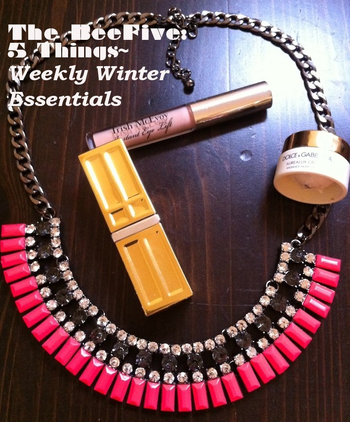 elizabeth arden lipstick, sears style accessories, necklaces, dolce & gabbana eye cream, beauty essentials, beauty, winter tools, laura mercier eye cream, eye brightener, gluten free cookie dough, eat pastry, gluten free baking