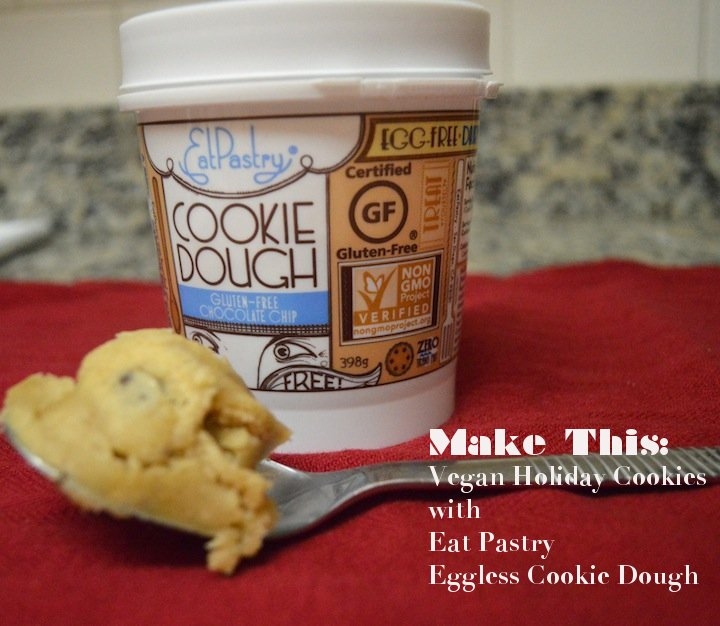 eat pastry, holiday cookies, holiday cookie recipes, eat pastry, gluten free cookies, gluten free recipes, baking, eat pastry cookie dough, vegan cookies