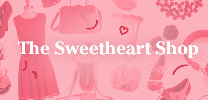 modcloth.com, sweetheart shop, valentines day, valentines day style