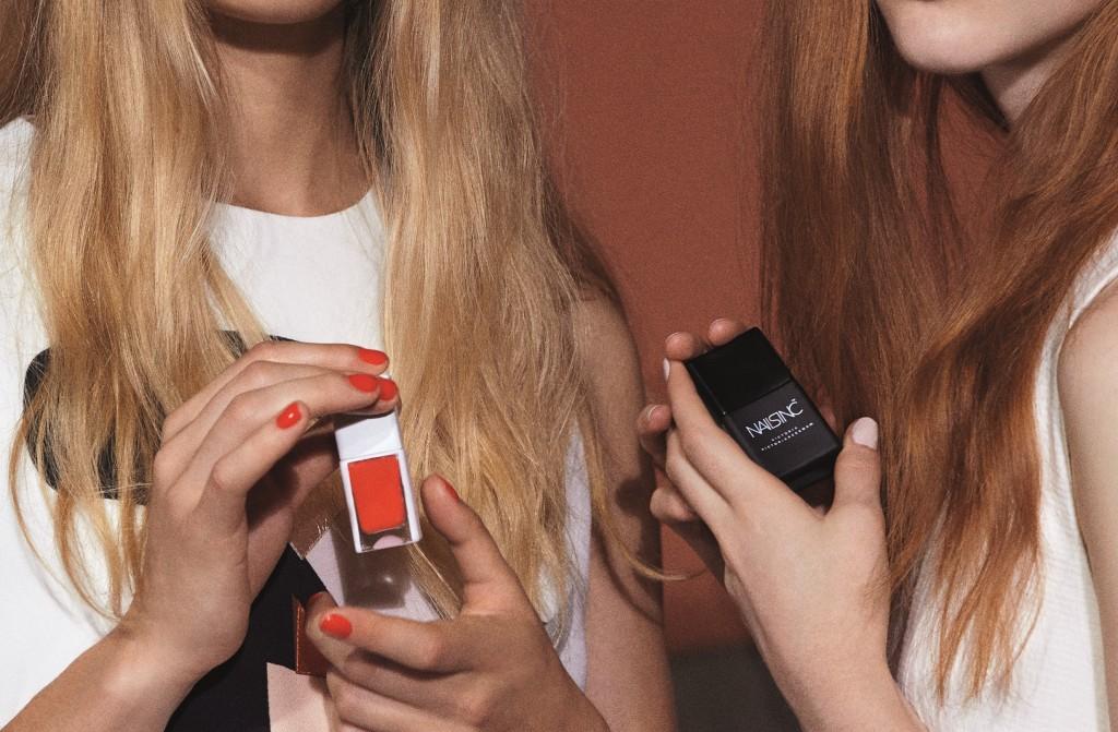 fashion collaborations, collaborations, collaborations spring 2015, beauty, nails, victoria beckham, victoria beckham nail polish, nail polish spring 2015, nail trends spring 15,