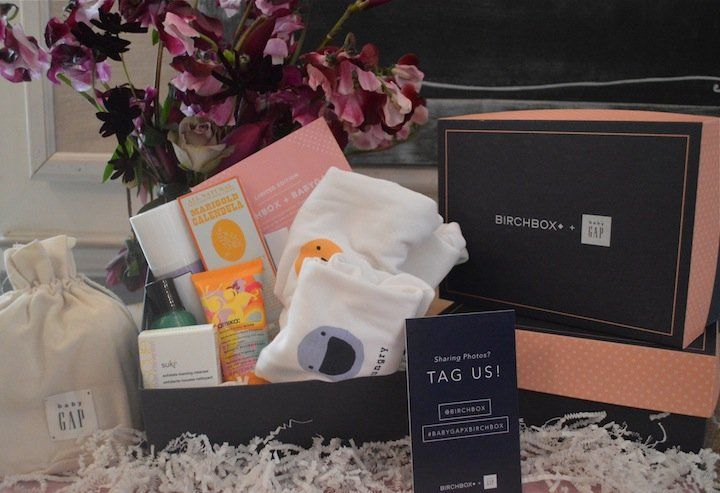 Baby Gap Gift Box : Celebrating the new birchbox babygap collaboration with