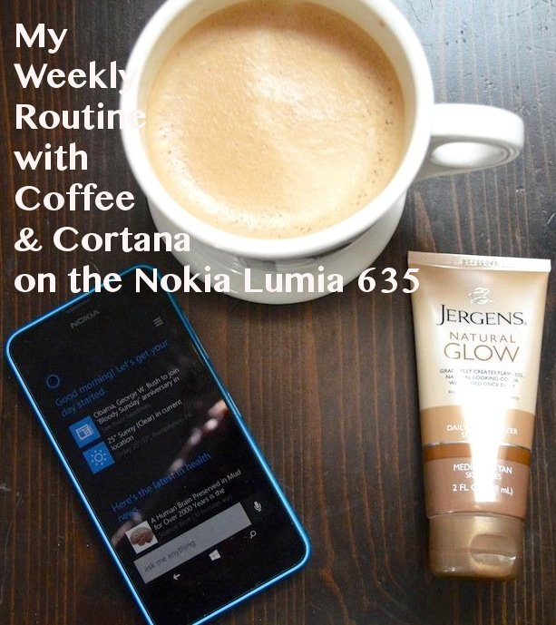 cortana, nokia lumia, lumia 635, cortana on nokia lumia, cortana app, daily routine, coffee, date night, dinner dates, greek food nyc