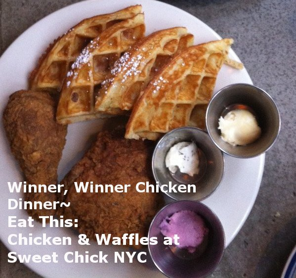 sweet chick, sweet chick nyc, nyc restaurants, chicken and waffles, best fried chicken nyc, nyc, nyc food,