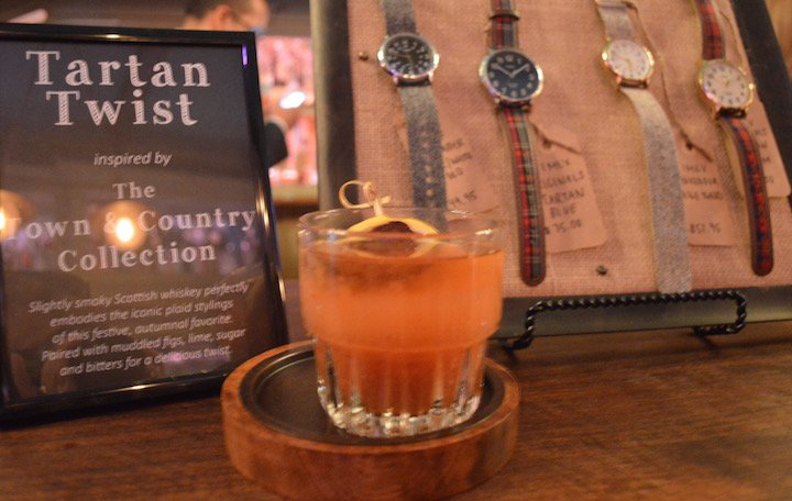 timex, timex watches, timex fall 15, flatiron lounge, mixology, accessories, style, style blogger