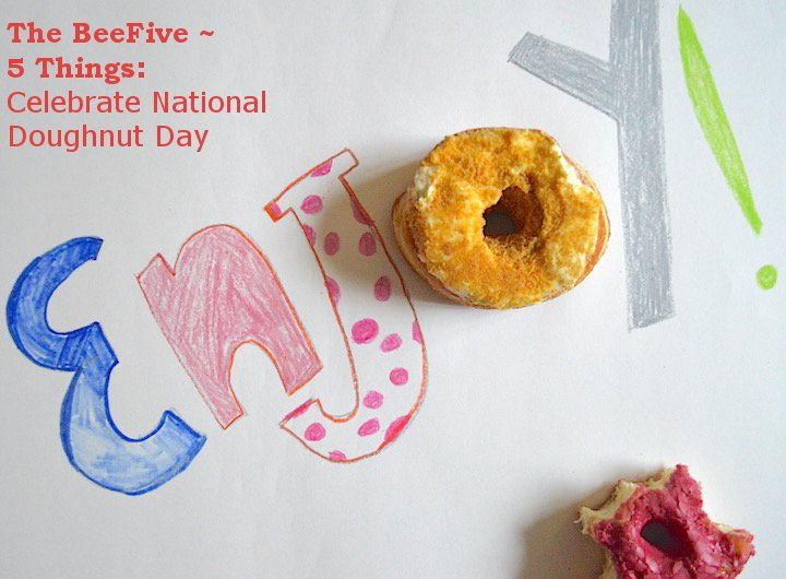national doughnut day, free doughnut day, free doughnuts, doughnuts, dunkin doughnuts, best nyc doughnuts, dough, dough brooklyn