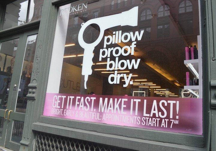 pillow proof blow dry bar, cutler salon, cutler salon nyc, hair, hair salons, hair salons nyc, best blowdrys nyc
