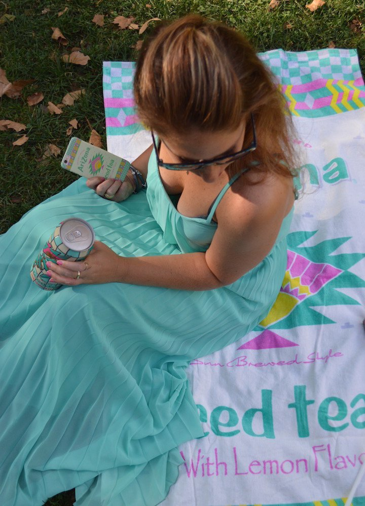 fall 2015, arizona ice tea, drink arizona, arizona beverages, back to school, maxi dresses, mint trend, fall fashion, style, fashion blogger, ootds