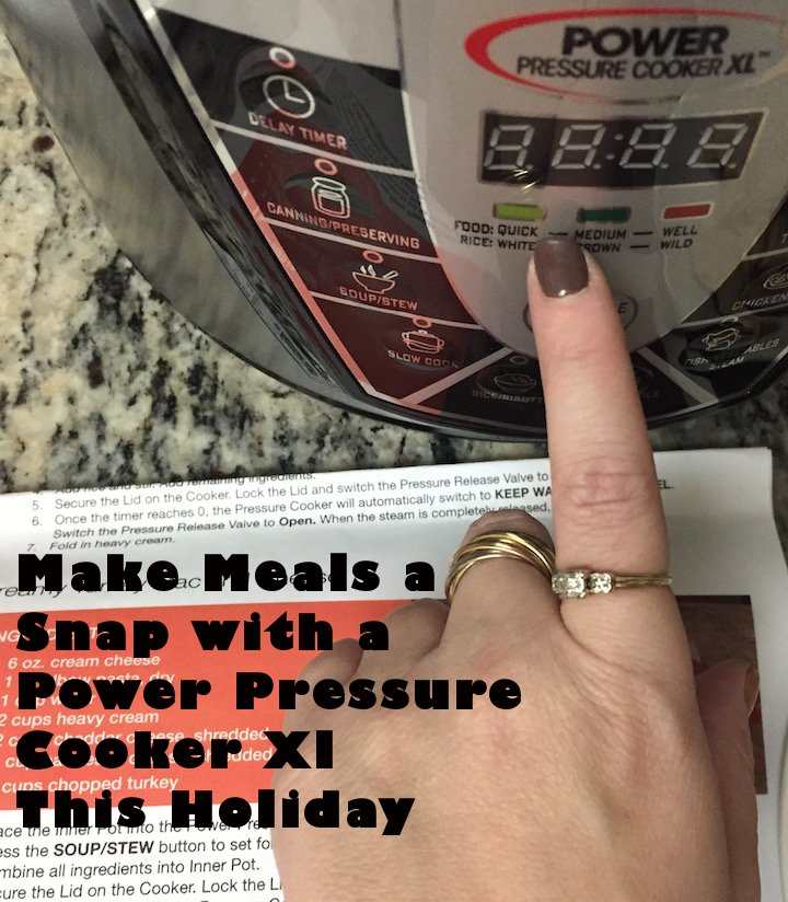 power pressure cooker xl, pressure cooker, as seen on tv, pressure cooker recipes, slow cooker recipes, holiday recipes, slow cookers