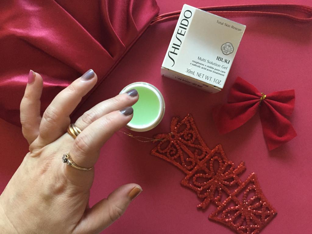 shiseido, holiday giveaway, holiday beauty