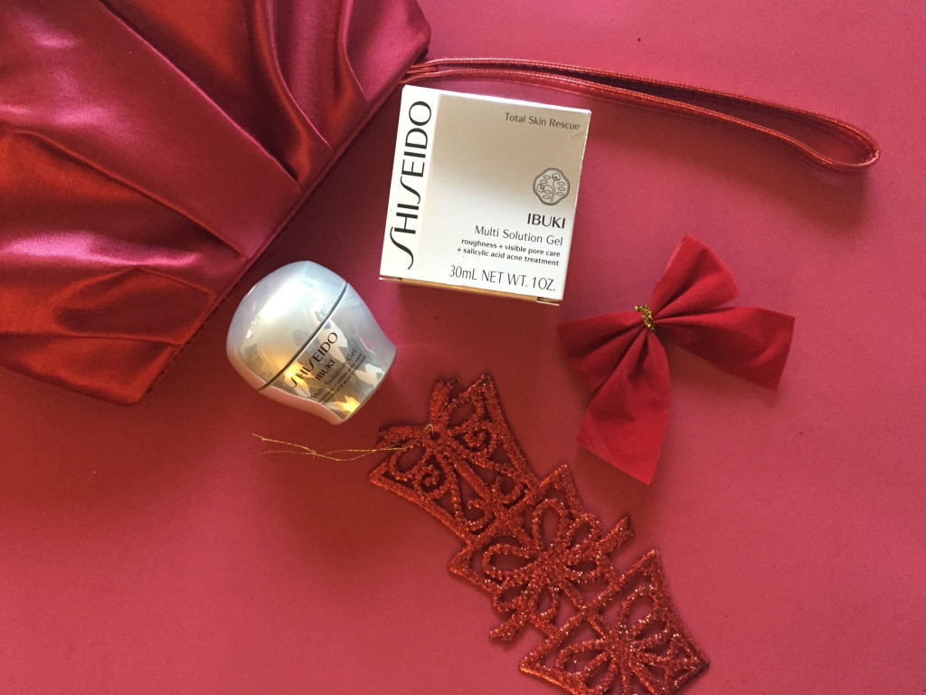 shiseido, holiday giveaway, holiday beauty