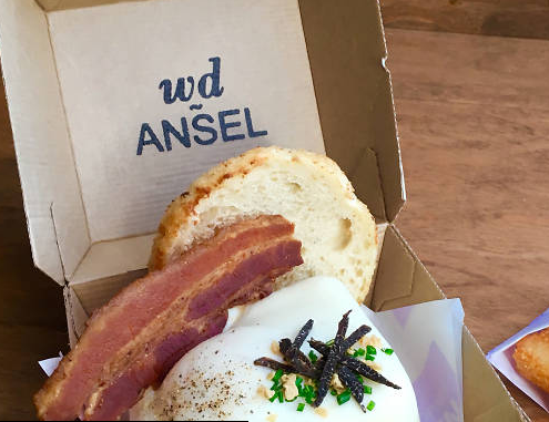 dominique ansel, dominique ansel bakery, best nyc bites, new food trends, $20 egg sandwich