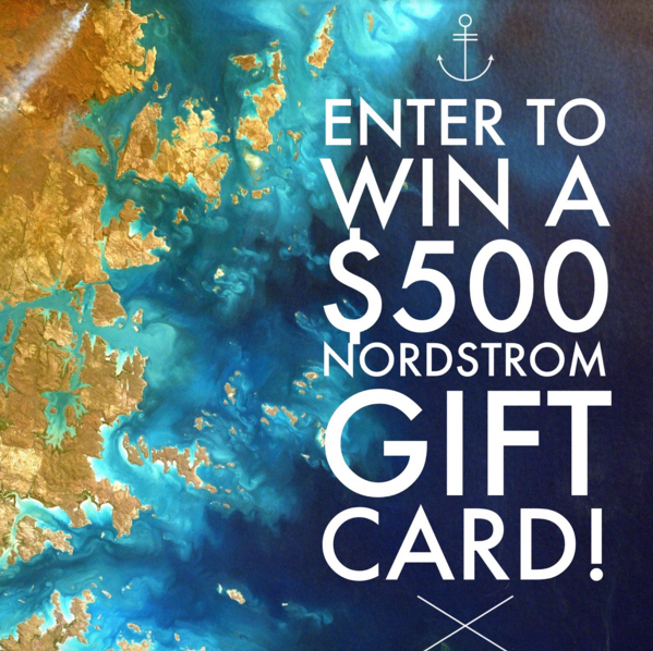 giveaways, nordstrom gift card, gift card giveaways, nordstrom giveaway